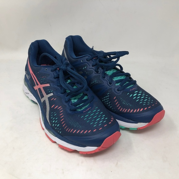 ASICS Women's GEL Kayano 23 Blue T696N 5893